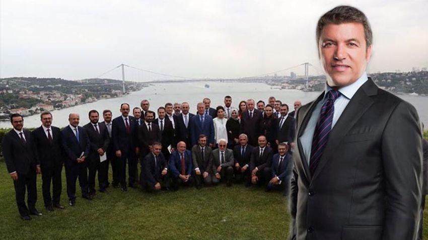 İsmail Küçükkaya'dan Erdoğan'a FOX TV tepkisi