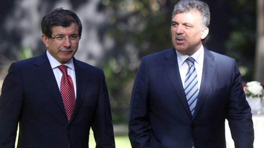 """Abdullah Gül'den Babacan'a 'Davutoğlu' uyarısı! """"Partimizde olmamalı"""""""