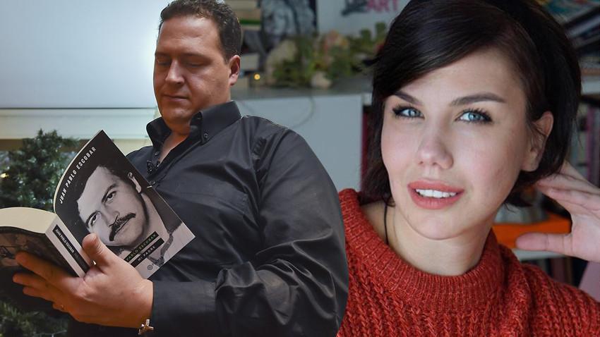 Uyuşturucudan ceza alan Pucca'ya Escobar'ın oğlundan sürpriz hamle