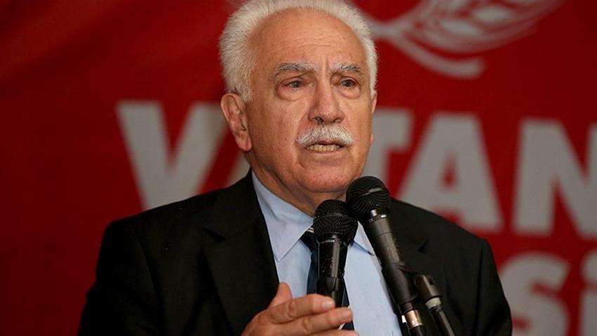 """Perinçek'ten tartışma yaratacak açıklama! """"Abdullah Öcalan Türkiye devletinin tarafına geçti"""""""