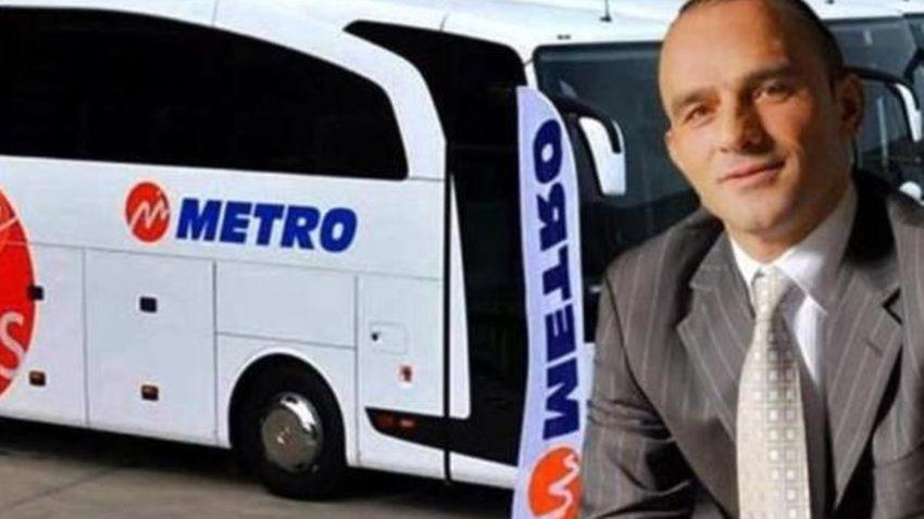 Metro Turizmin sahibi Galip Öztürk'ten rakibine: Seni 17'nci kattan atarım