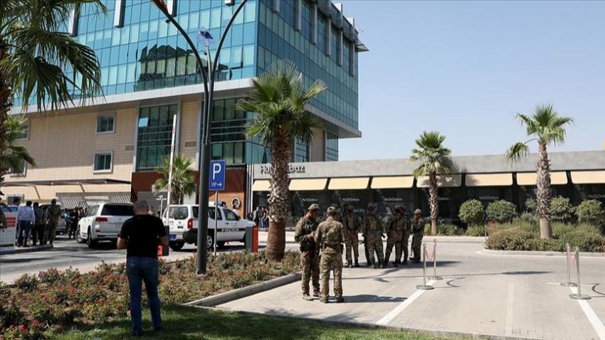 Erbil'deki saldırıyı haberleştiren gazeteciler darbedildi