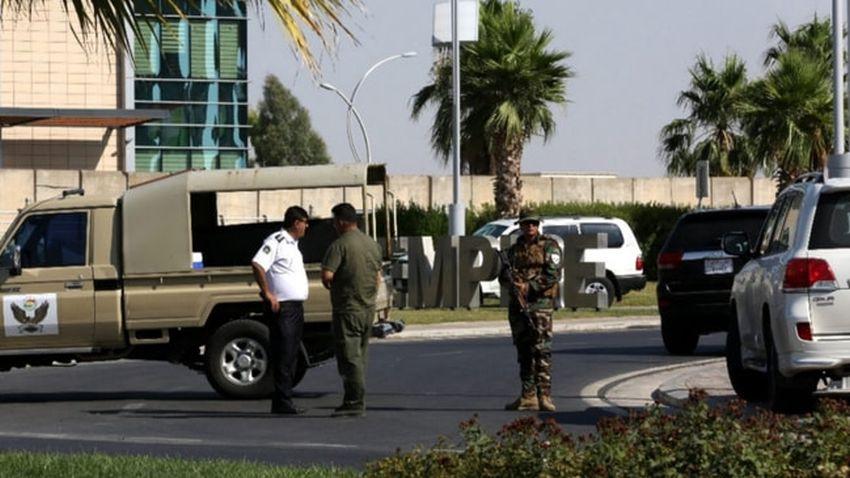 Erbil saldırısında yeni gelişme! Hastanede hayatını kaybetti...