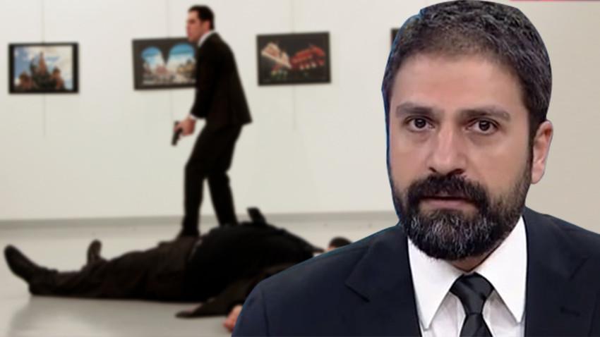 Karlov suikasti olduğu gün TRT'de neler oldu?