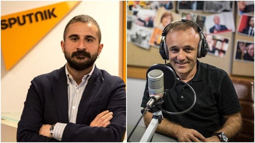 Yavuz Oğhan'dan kovulduğu Sputnik'e sert yanıt: Kendine gazeteci demesin