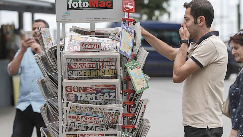 TÜİK'ten flaş gazete ve dergi açıklaması!