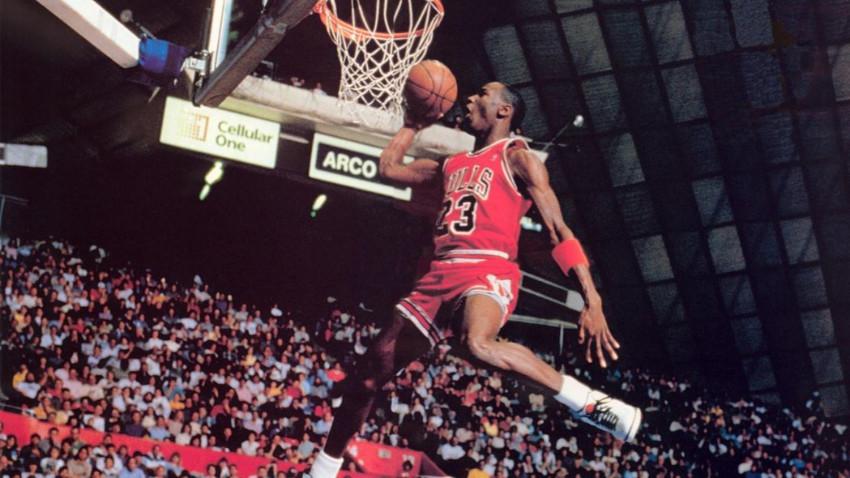 35 yıldır kırılamıyordu! Michael Jordan'ın rekoru tarihe gömüldü!