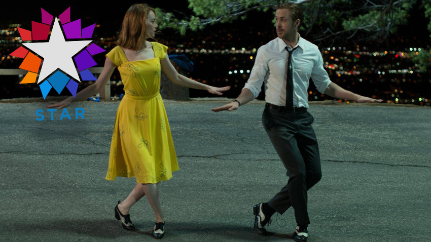 Star TV'den La La Land filmine şok sansür!