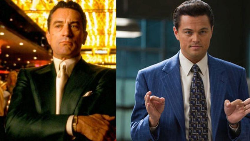 Leonardo DiCaprio ile Robert De Niro aynı projede