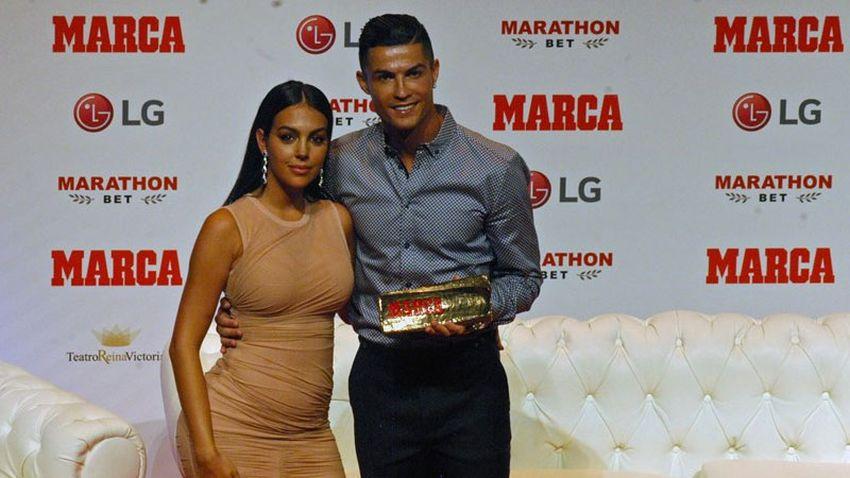 İspanya'dan Ronaldo'ya 'efsane' ödülü