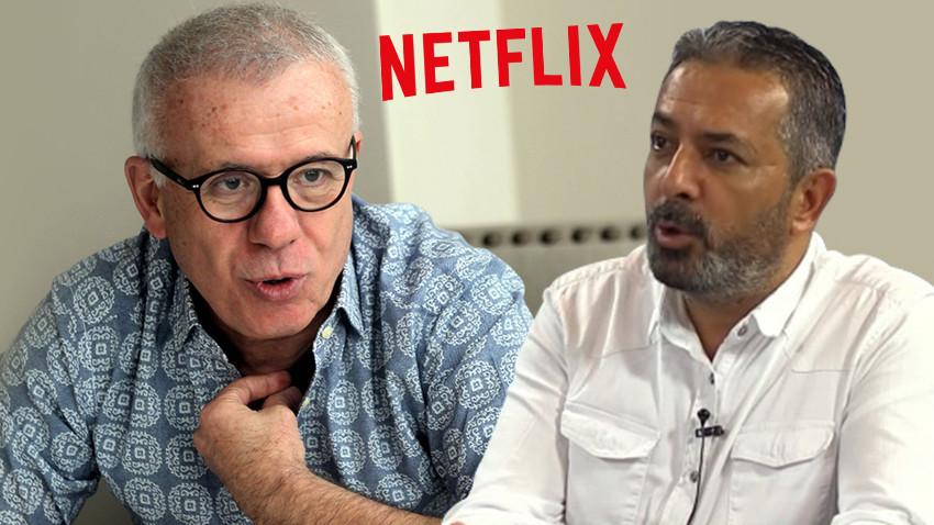Ertuğrul Özkök'ten Akif Beki'ye Netflix uyarısı