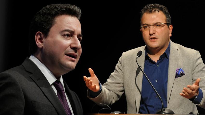 Cem Küçük'ten AK Parti'ye Ali Babacan uyarısı! Gerçekçi olmalı...