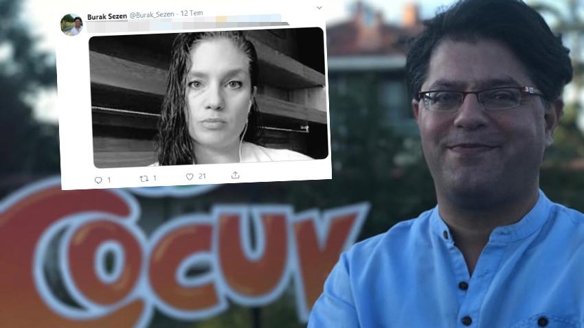 TRT Çocuk'un sunucusu Burak Sezen'den skandal paylaşımlar!