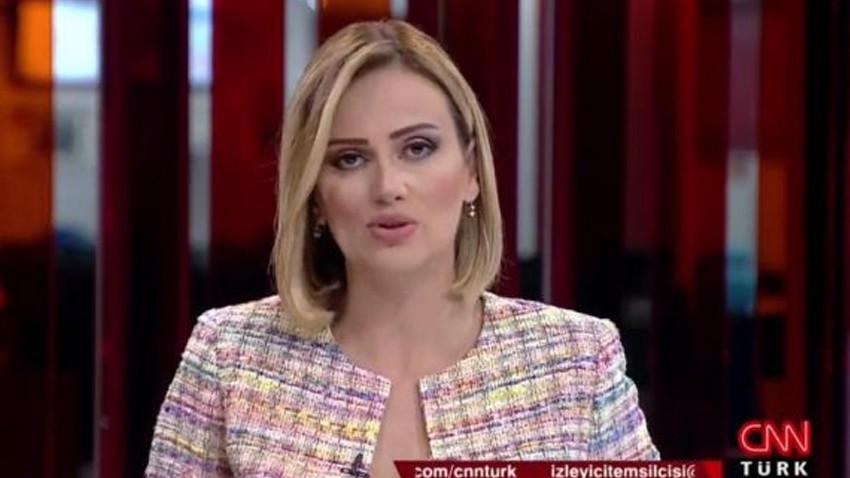 CNN Türk spikerinden skandal anons: Yangınlara yüzlerce helikopterle müdahale edildi