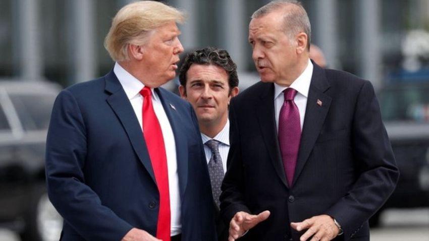 ABD dergisi şaşırttı: Erdoğan Washington'ı parmağında oynatıyor!