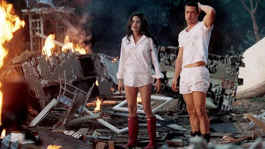 Mr. & Mrs. Smith temalı filmin başrol oyuncuları belli oldu