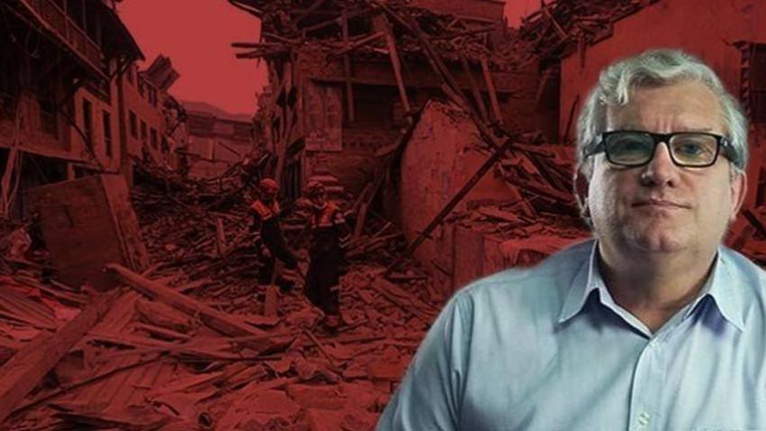 """""""Yüzde yüz"""" dedi, büyük Marmara depremi için tarih verdi!.."""