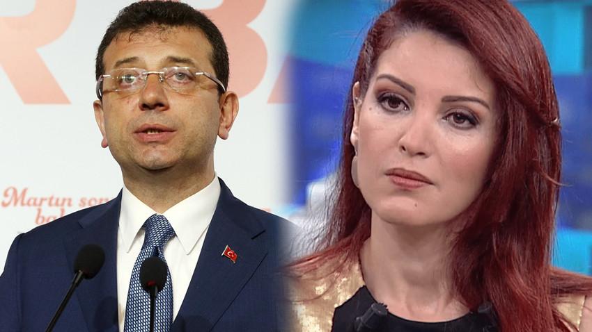 Nagehan Alçı, İBB Başkanı İmamoğlu'nun 'Bodrum şifreleri'ni yazdı