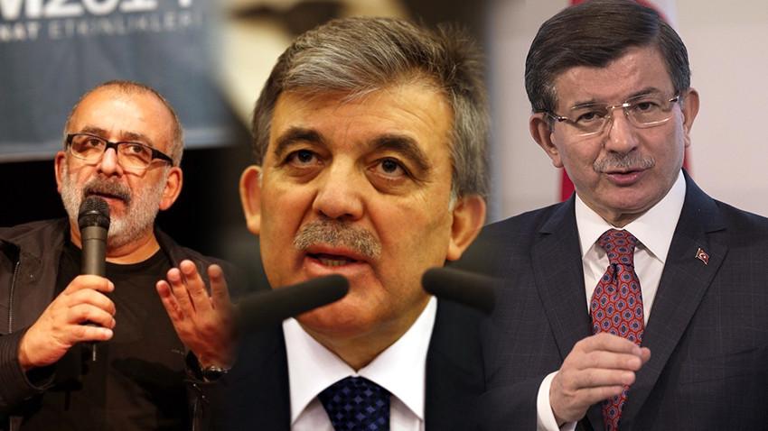 Ahmet Kekeç, Davutoğlu ve Gül'e yüklendi…
