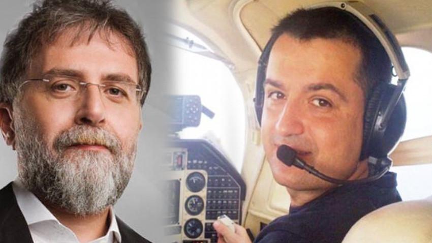 Bakan Pakdemirli'den Ahmet Hakan'a telefon: Ben pilotum bana yutturamazlar