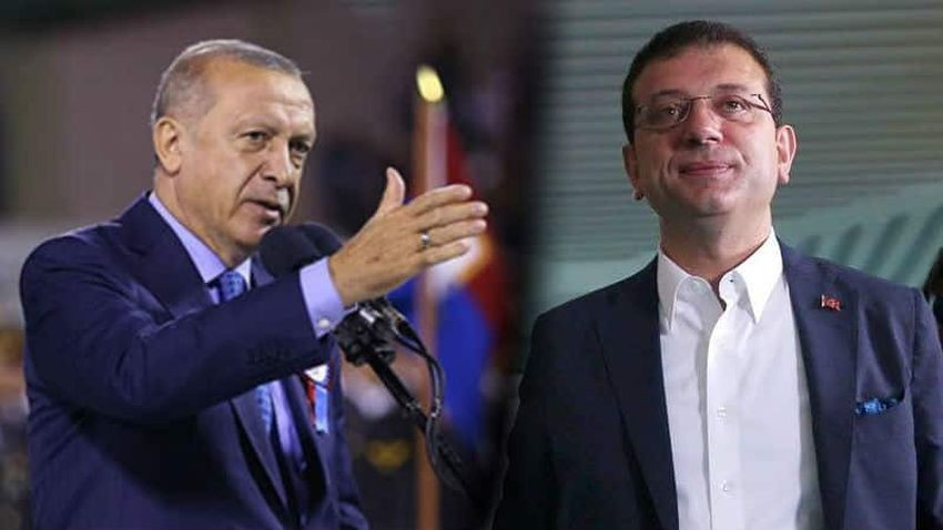 Erdoğan'dan İmamoğlu'na 'tatil' tepkisi!