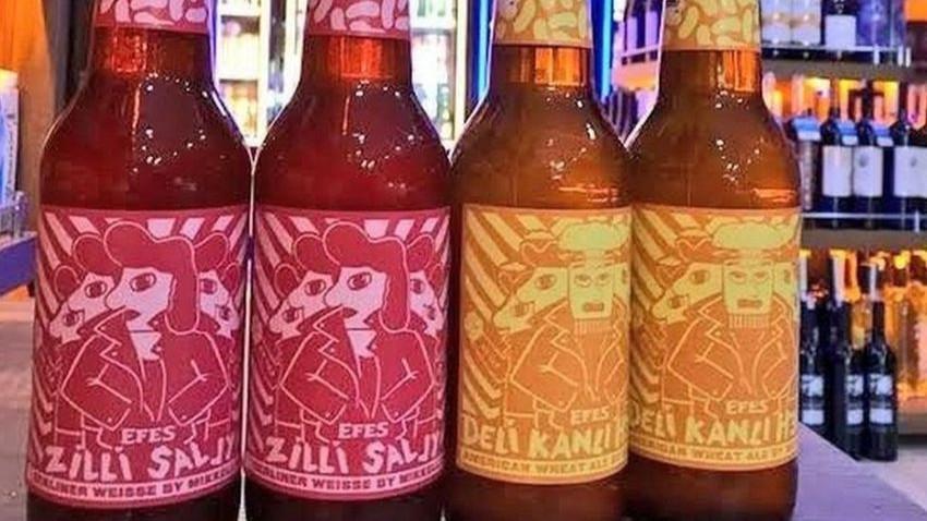 Anadolu Efes, 'Delikanlı' ve 'Zilli' ismini verdiği biraları için özür diledi