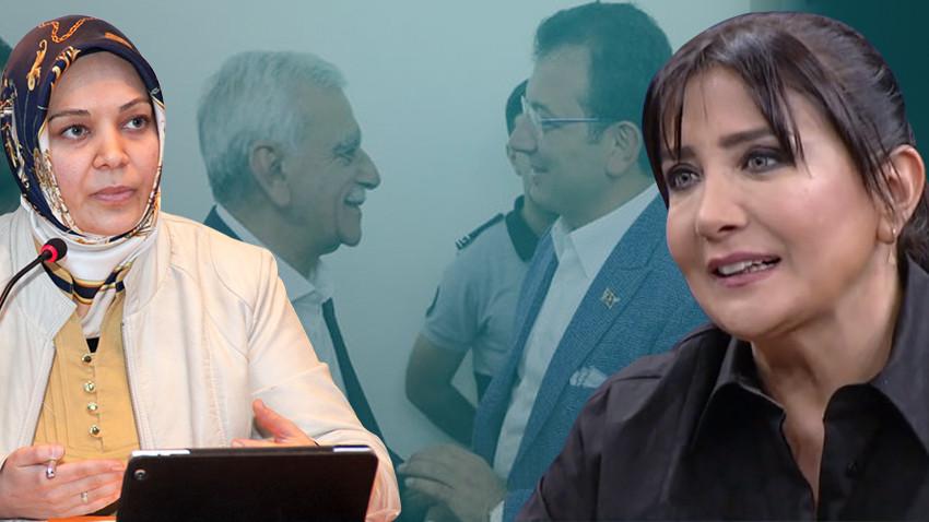 """Sevilay Yılman'dan Hilal Kaplan'a İmamoğlu tepkisi: """"Onlar adına ben utandım"""""""