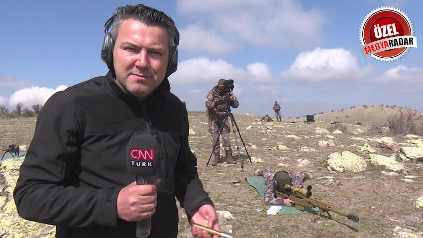 CNN Türk muhabirinin acı günü!