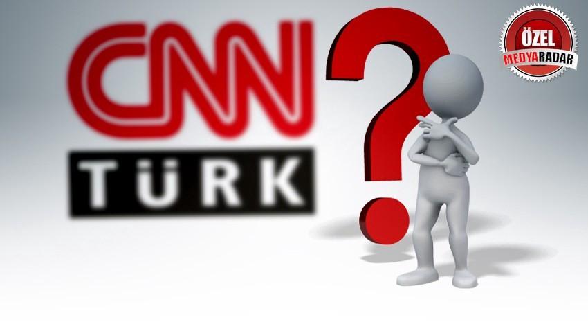 CNN Türk'te flaş değişiklik! Hangi ünlü ekran yüzü ile yollar ayrıldı?