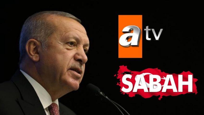 Erdoğan'dan Sabah-Atv'nin sahibine vergi indirimi kararı!