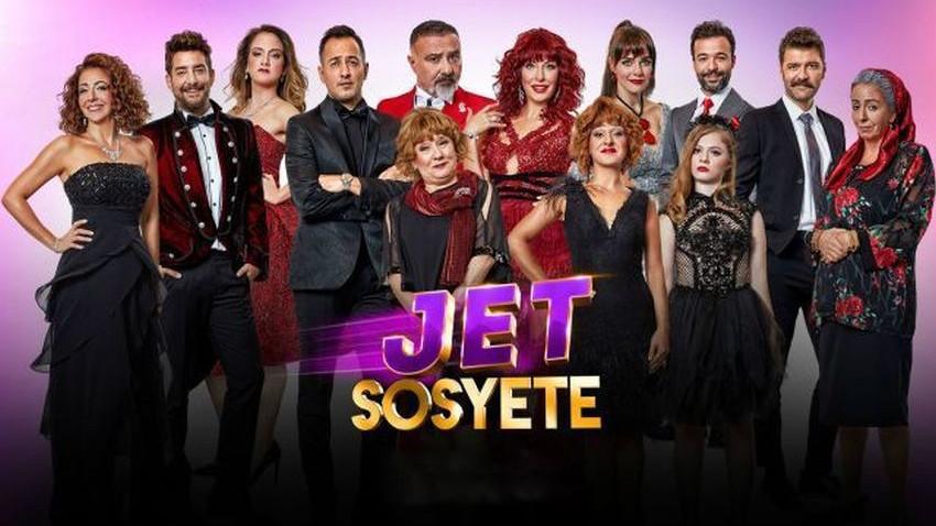 Jet Sosyete dizisinin yeni adresi belli oldu!
