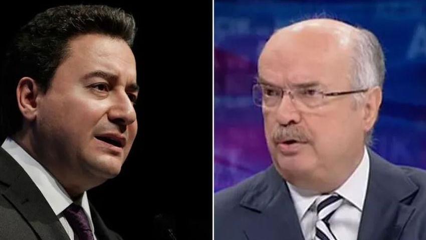 Ali Babacan'ın partisinde kimler olacak? Fehmi Koru tarih verip açıkladı!