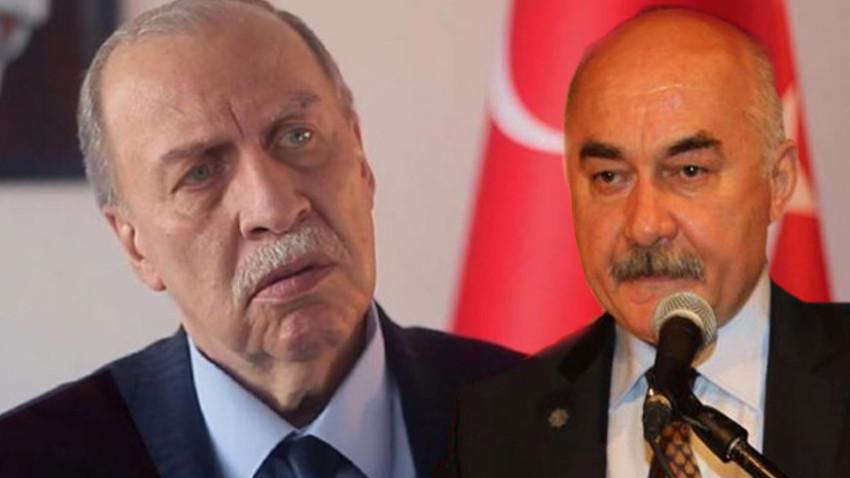 MHP'den Yaşar Okuyan'a çok ağır 'kaset' yanıtı