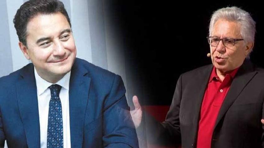 Ali Babacan'dan Zülfü Livaneli'ye teklif!