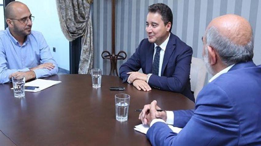 Babacan'la görüşen Taşgetiren'den izlenim yazısı:  Farklı bir liderlik kumaşı