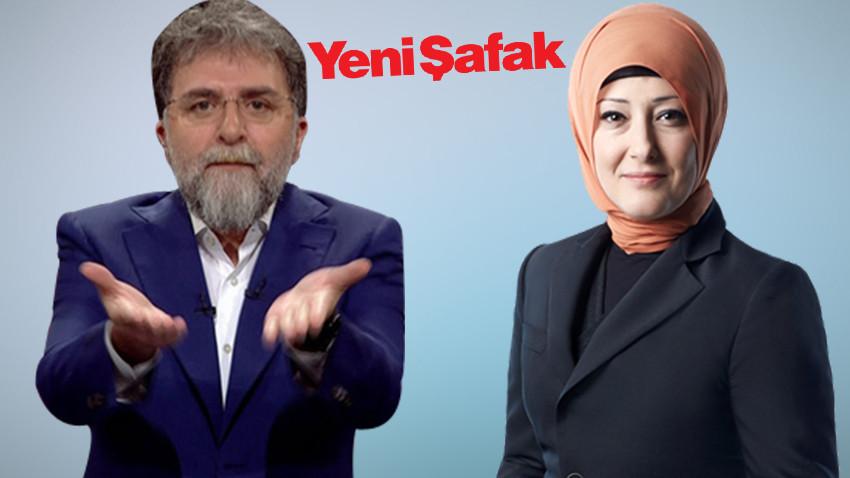 Ahmet Hakan'dan Yeni Şafak'tan ayrılan Özlem Albayrak yorumu