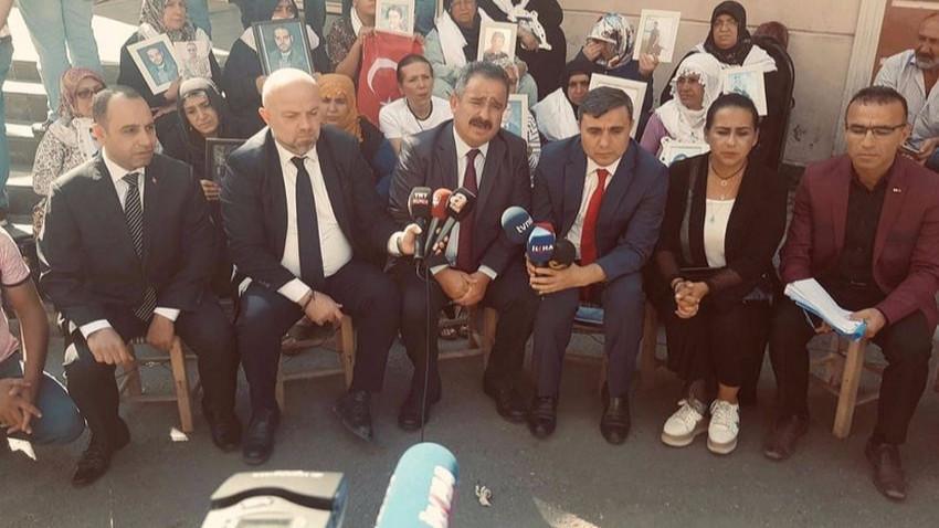 Anadolu Yayıncılar Derneği Diyarbakırlı ailelerin yanında