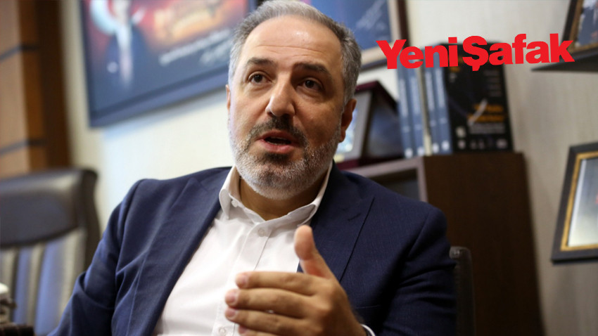 AKP'li vekil Yeni Şafak'a böyle tepki gösterdi!