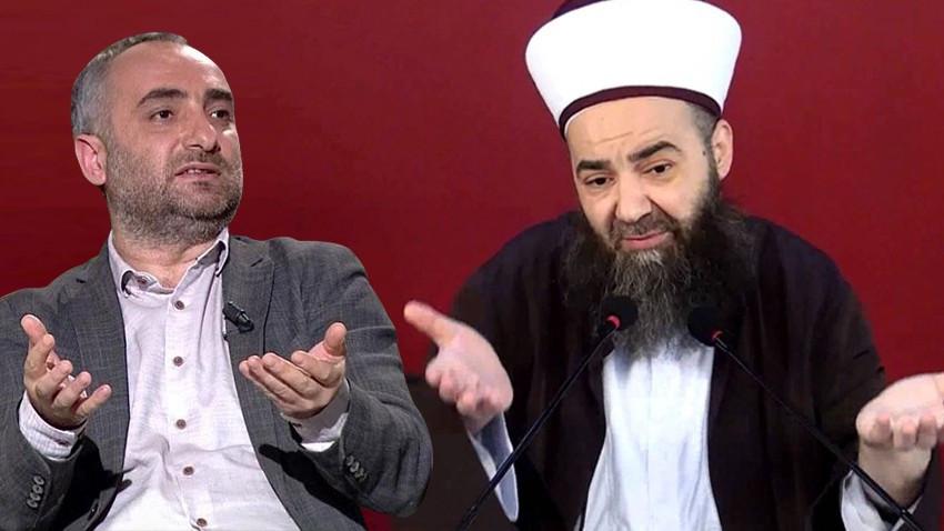 Cübbeli Ahmet çark etti: İsmail Saymaz tepki gösterdi!
