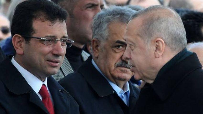 İmamoğlu'ndan Erdoğan'a: Sandalyesi sallanıyor dediler, senin de koltuğun sallanıyor