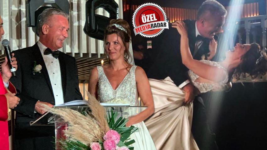 Ekranların güzel sunucusundan sürpriz nikah! (Medyaradar/Özel)