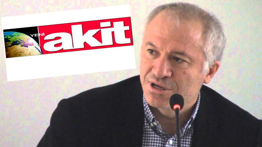 Akit FETÖ şirketlerini anlatan yazarını kovdu!