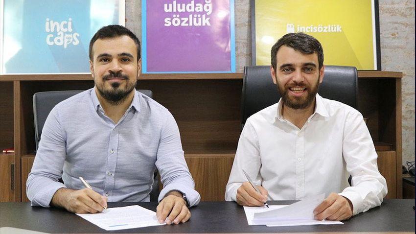 İnci Sözlük ve Uludağ Sözlük'ün yüzde 50'si 10 milyon liraya satıldı