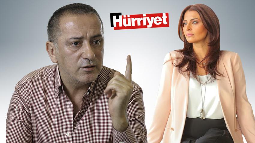Fatih Altaylı ve Hande Fırat arasında 'yerli oto' polemiği: Hürriyet bu hale düştüğü için oradasınız