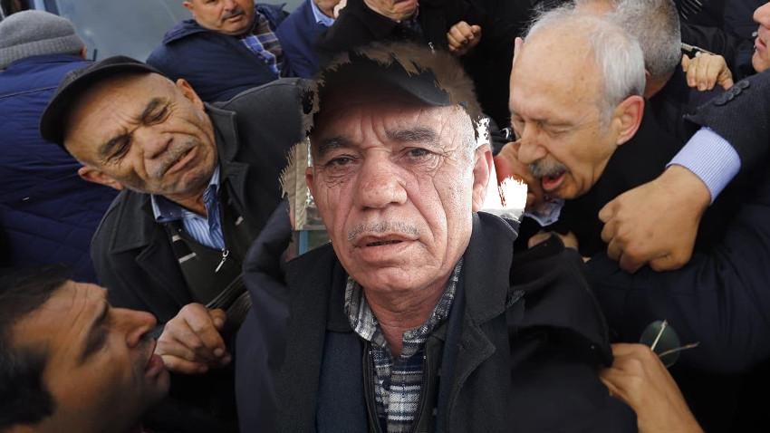 """Kılıçdaroğlu'na yumruk atan kişi konuştu! """"153 gün geçti hala..."""""""