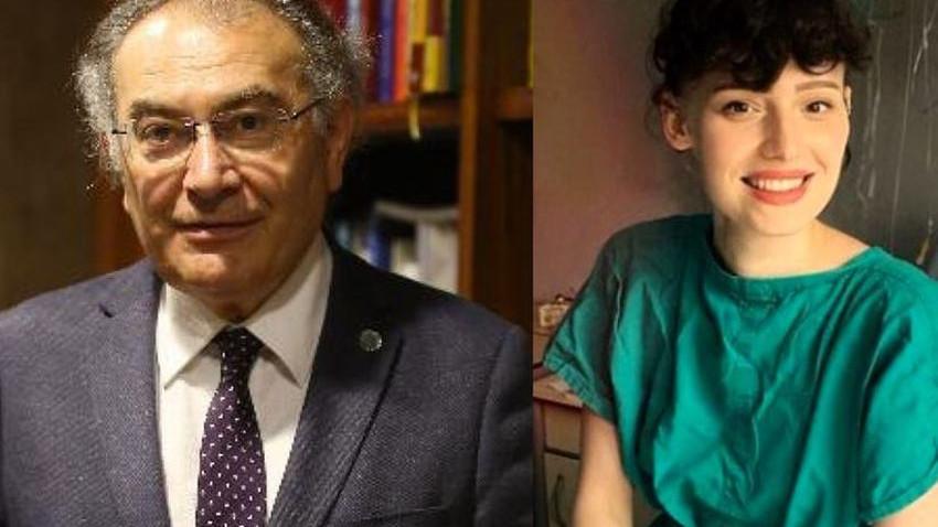 Rektör Nevzat Tarhan'ın Neslican Tay mesajı tepki çekti