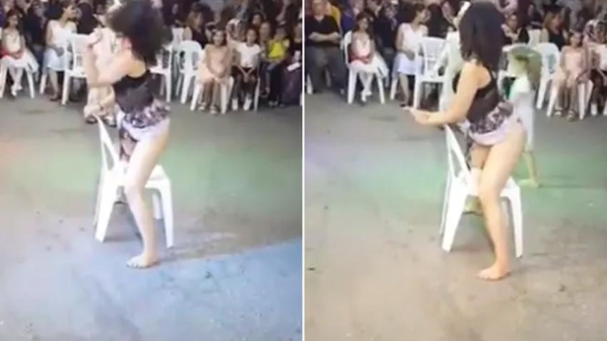 Olaylı sünnet düğününde aile dansözleri suçladı!