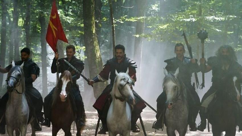Türkler Geliyor: Adaletin Kılıcı filmine görkemli kadro!