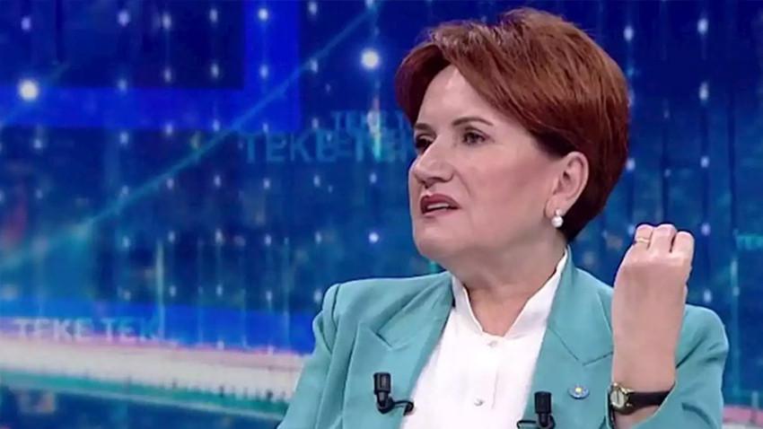 İYİ Parti Lideri Meral Akşener hastanelik oldu