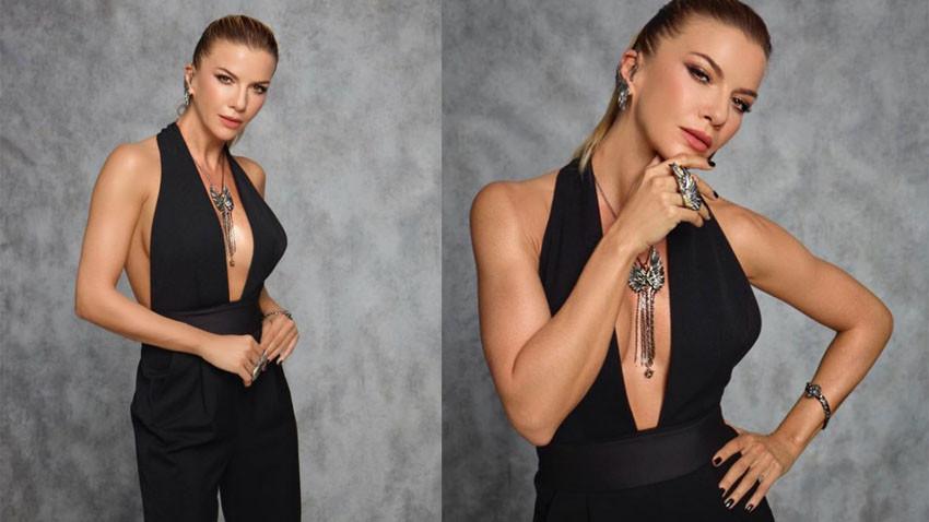 Ivana Sert, 'Türkiye'nin Yıldızı' ödülüne layık görüldü!